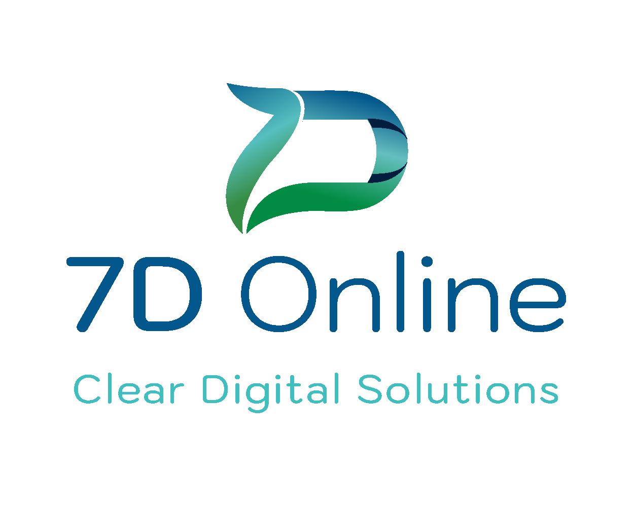 7D Online logo